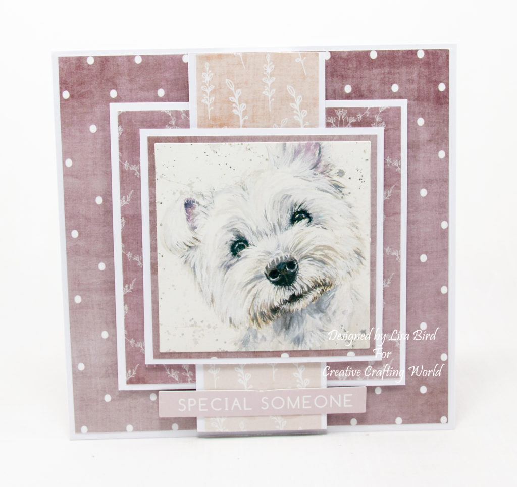 These handmade cards have been created using Faithful Friends paper collection