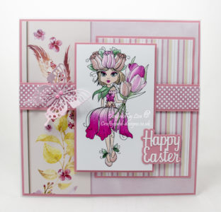 digi image from Polkadoodles called Tulip The Darling Buds