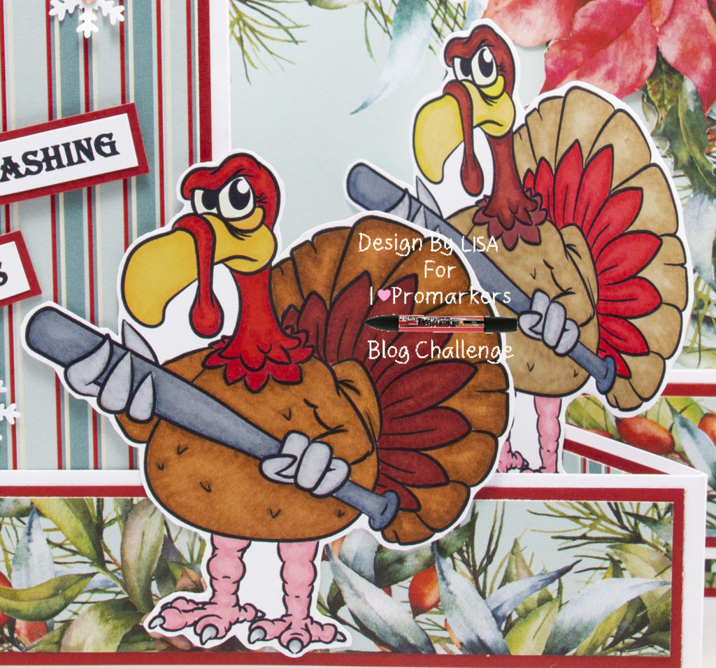 digi image from Dr. Digi's House Of Stamps called Tough Turkey