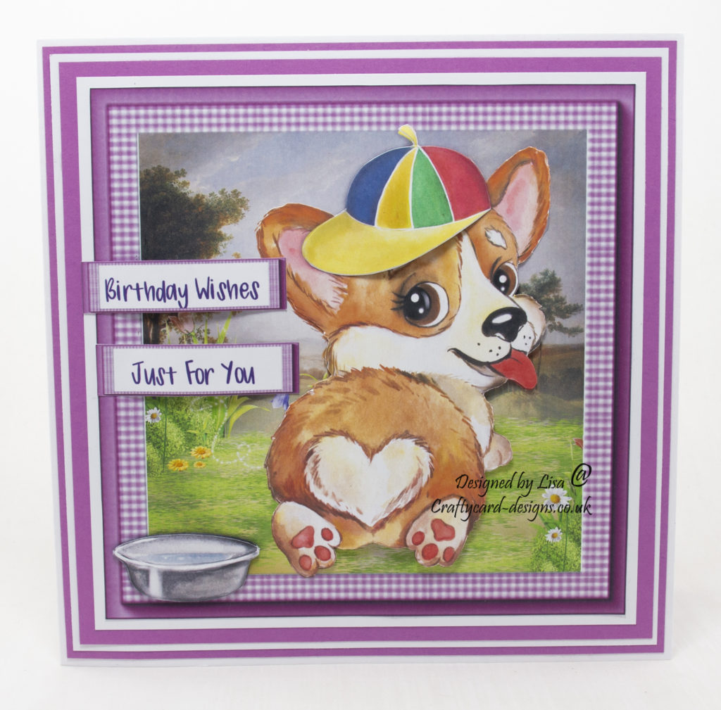 Card design from Craftsuprint